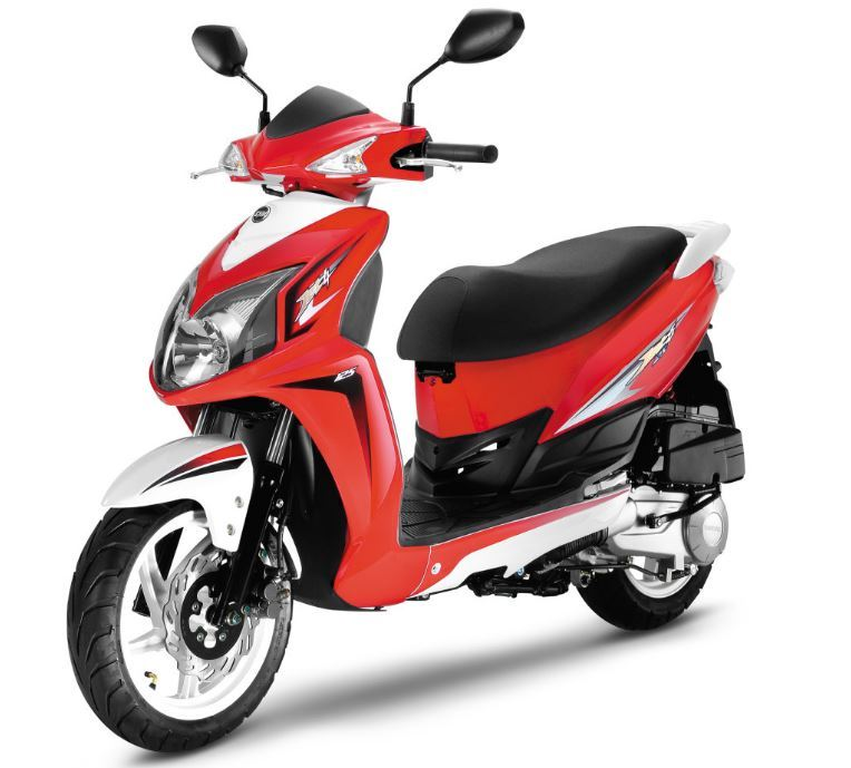 motorcycle photo SYM - JET4 125(2018) SCOOTER