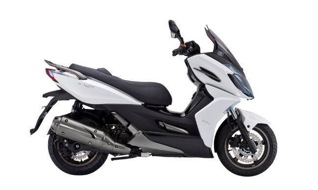 motorcycle photo KYMCO - K-XCT 300i ABS(2018) SCOOTER