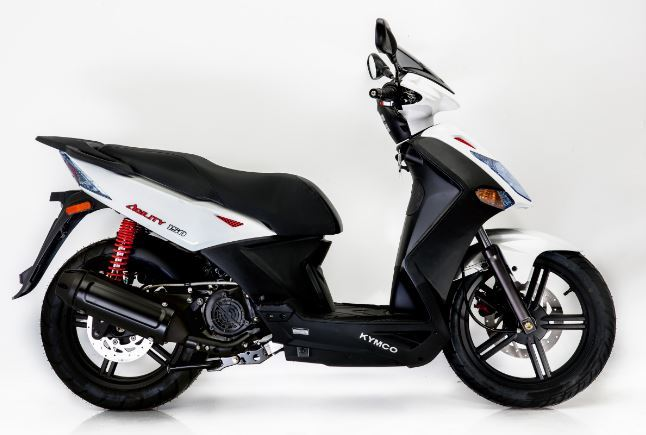motorcycle photo KYMCO - AGILITY CITY 125(2018) SCOOTER