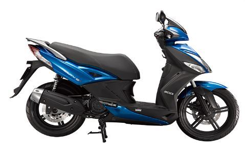 motorcycle photo KYMCO - AGILITY 16plus 125(2018) SCOOTER