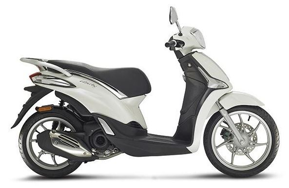 motorcycle photo PIAGGIO - LIBERTY 50 I-GET(2018) SCOOTER