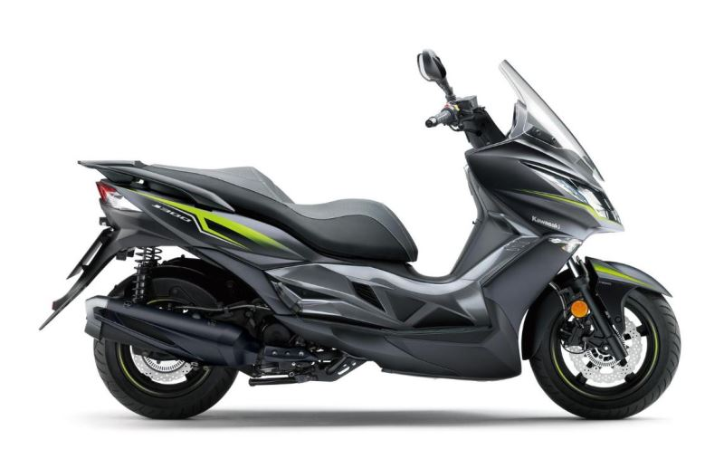 motorcycle photo KAWASAKI - J300(2018) SCOOTER
