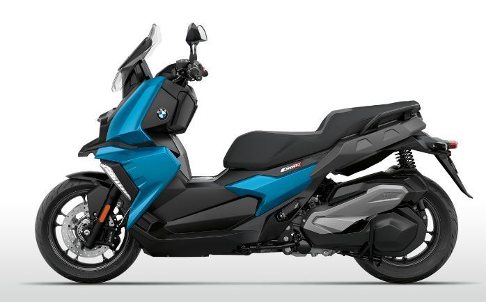 motorcycle photo BMW - C 400 X(2018) SCOOTER