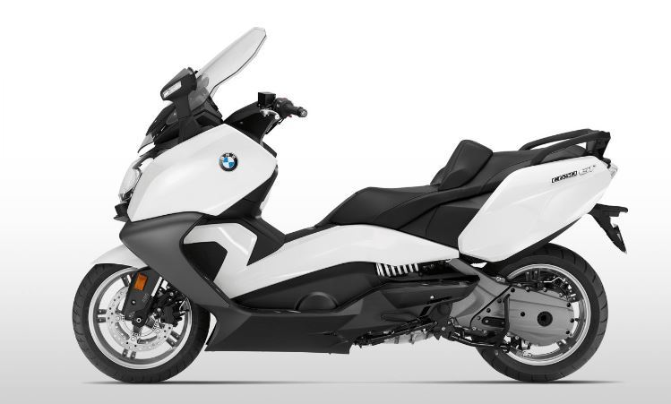 motorcycle photo BMW - C 650 GT(2018) SCOOTER