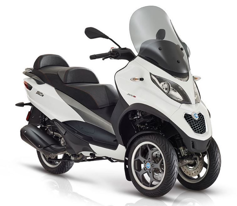 motorcycle photo PIAGGIO - MP3 LT SPORT 300IE(2018) SCOOTER