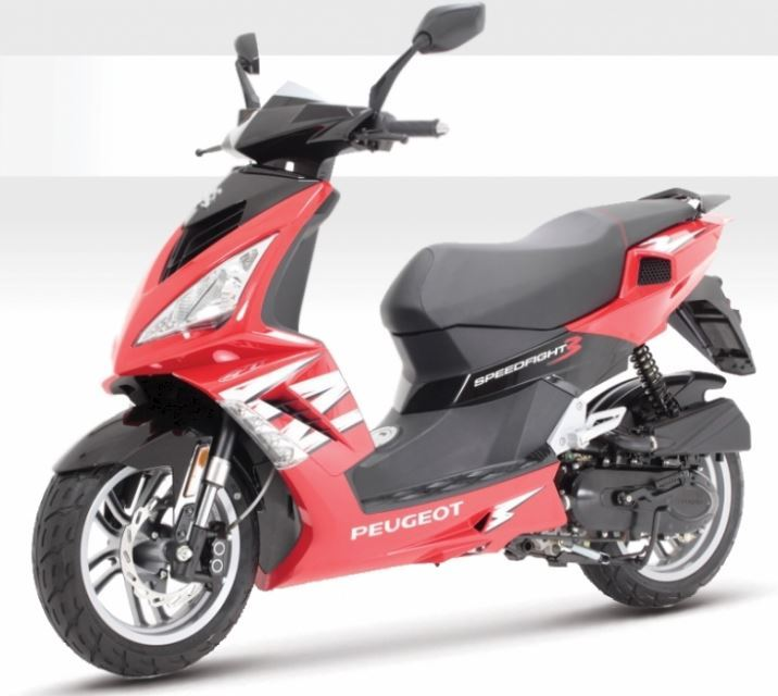 peugeot speedfight 3 50 4t 2018 49 1cc scooter price specifications videos. Black Bedroom Furniture Sets. Home Design Ideas