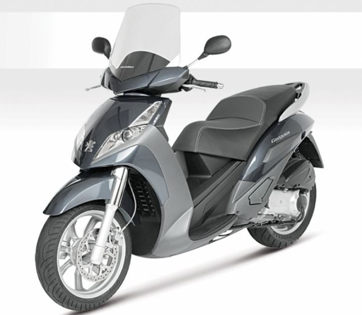 motorcycle photo PEUGEOT - GEOPOLIS 250 ABS(2018) SCOOTER