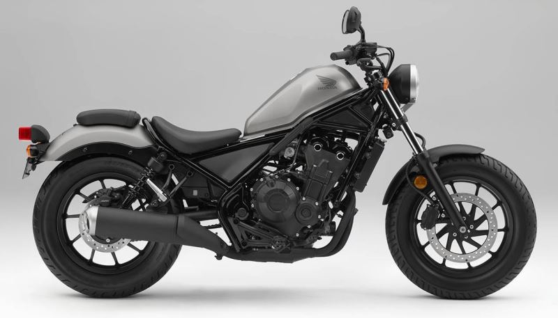 motorcycle photo HONDA - CMX 500 REBEL(2018) CUSTOM