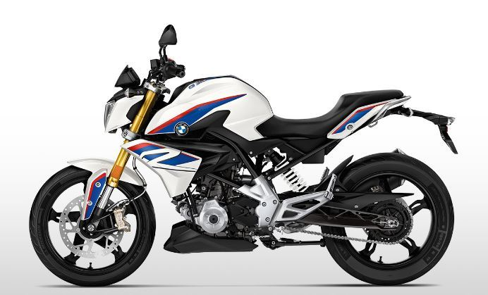 motorcycle photo BMW - G 310 R(2018) STREET