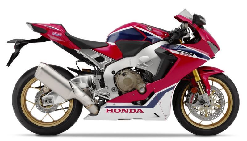 motorcycle photo HONDA - CBR1000RR SP(2018) SPORT