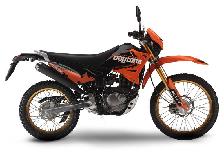 motorcycle photo DAYTONA - LEOPARD 125 EFI(2018) ENDURO