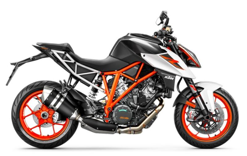 motorcycle photo KTM - 1290 SUPER DUKE R(2018) STREET