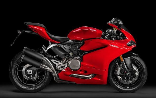 motorcycle photo DUCATI - 959 PANIGALE(2018) SPORT