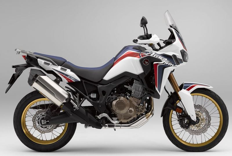 motorcycle photo HONDA - CRF 1000L AFRICA TWIN(2018) ON-OFF