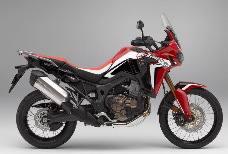 motorcycle photo HONDA - CRF 1000L AFRICA TWIN DCT(2018) ON-OFF