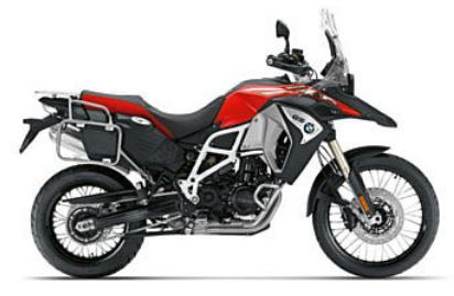 motorcycle photo BMW - F 800 GS ADVENTURE(2018) ON-OFF