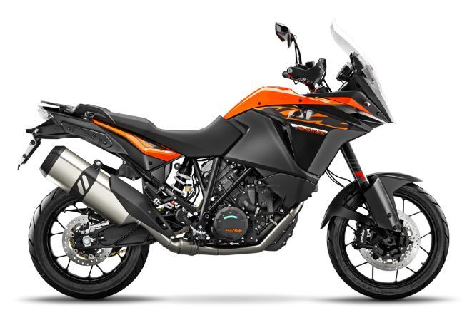 motorcycle photo KTM - 1090 ADVENTURE(2018) ON-OFF