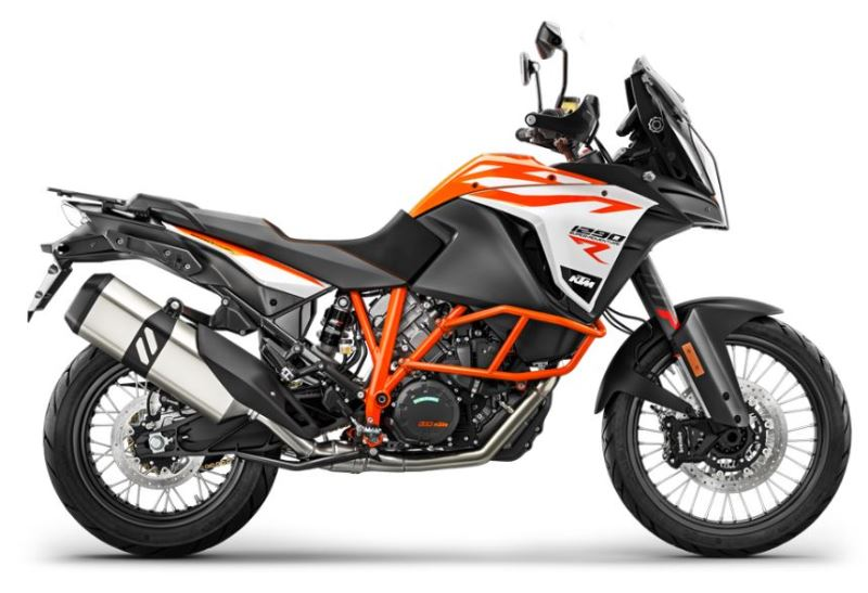 motorcycle photo KTM - 1290 SUPER ADVENTURE R(2018) ON-OFF