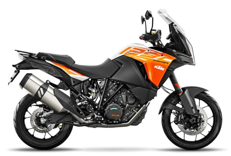 motorcycle photo KTM - 1290 SUPER ADVENTURE S(2018) ON-OFF