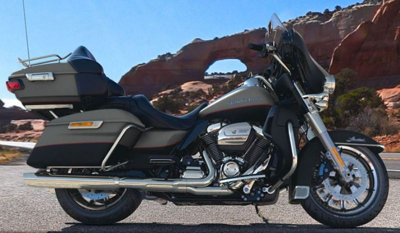 motorcycle photo HARLEY DAVIDSON - Ultra Limited(2018) TOURING