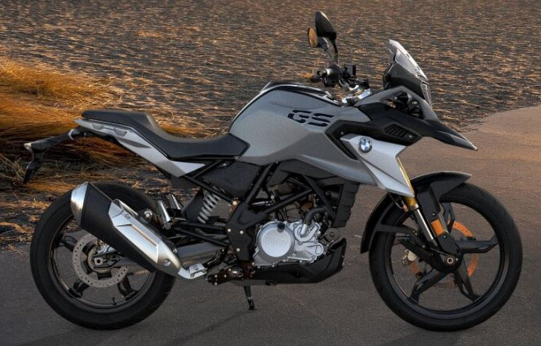 motorcycle photo BMW - G 310 GS(2018) ON-OFF