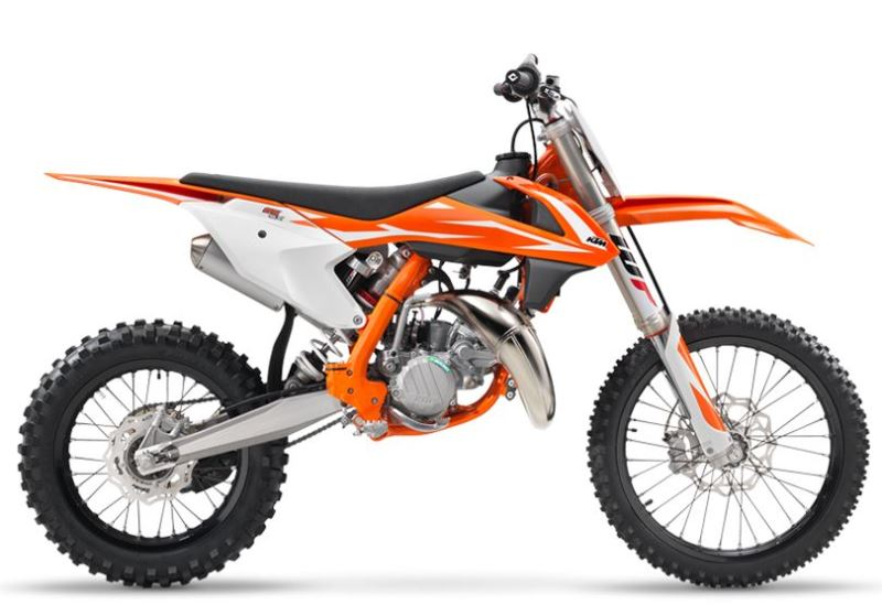 motorcycle photo KTM - 85 SX 19-16(2018) MX