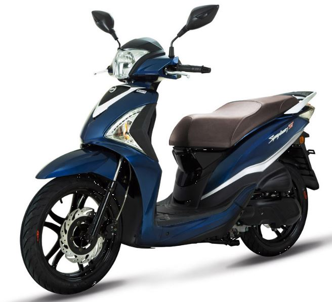 SYM - SYMPHONY ST 125i LC ABS(2018) SCOOTER