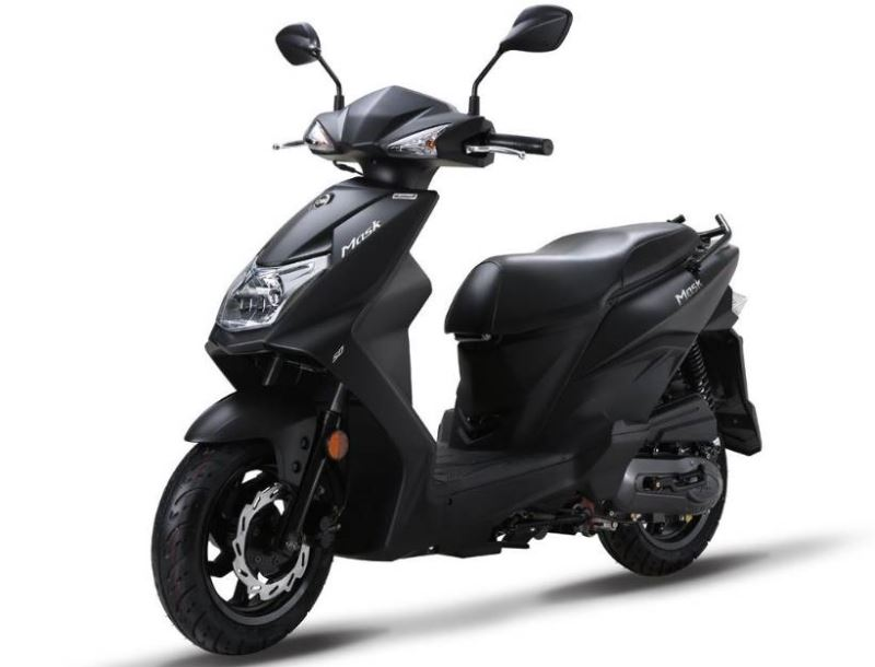 motorcycle photo SYM - MASK 125i CBS(2018) SCOOTER