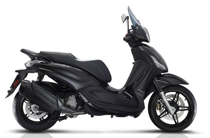 motorcycle photo PIAGGIO - BEVERLY SPORT TOURING 350 POLICE(2018) SCOOTER
