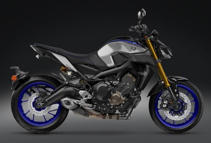 motorcycle photo YAMAHA - MT-09 SP(2018) STREET