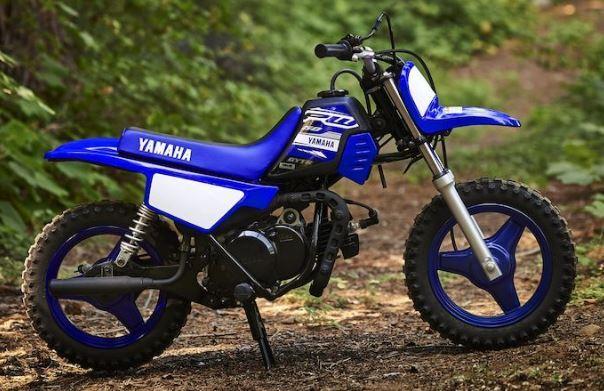 Yamaha Pw50 2018 49cc Mini Moto Price Specifications Videos