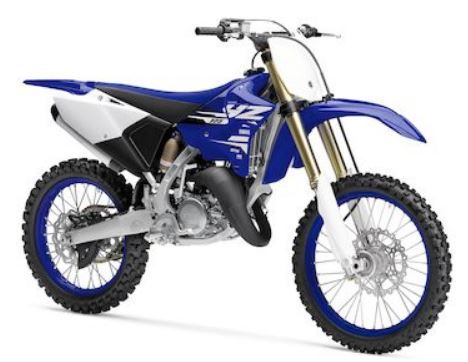 motorcycle photo YAMAHA - YZ125(2019) MX