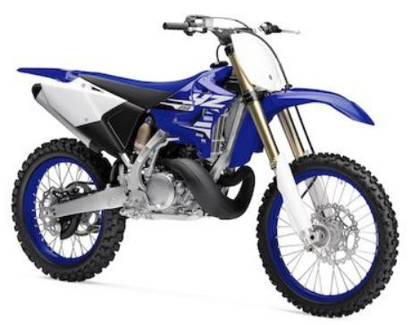 motorcycle photo YAMAHA - YZ250(2019) MX