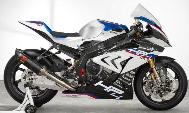 motorcycle photo BMW - HP4 RACE(2019) SPORT