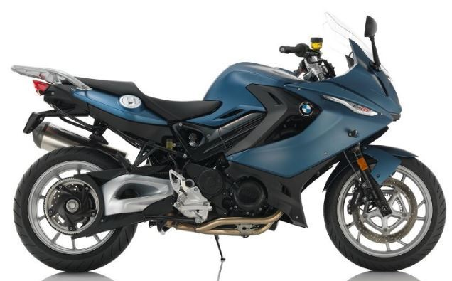 motorcycle photo BMW - F 800 GT(2019) SP.TOURING