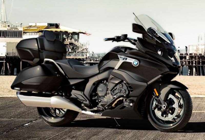 motorcycle photo BMW - K 1600 GRAND AMERICA(2019) SP.TOURING