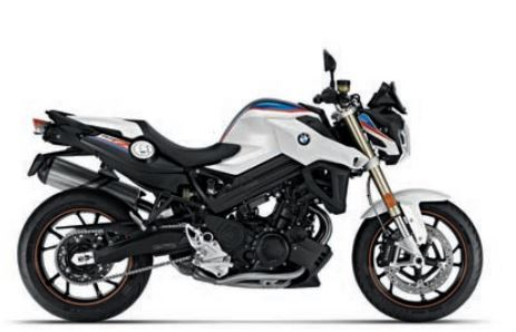 motorcycle photo BMW - F 800 R(2019) STREET