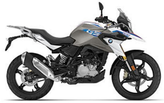 motorcycle photo BMW - G 310 GS(2019) ON-OFF