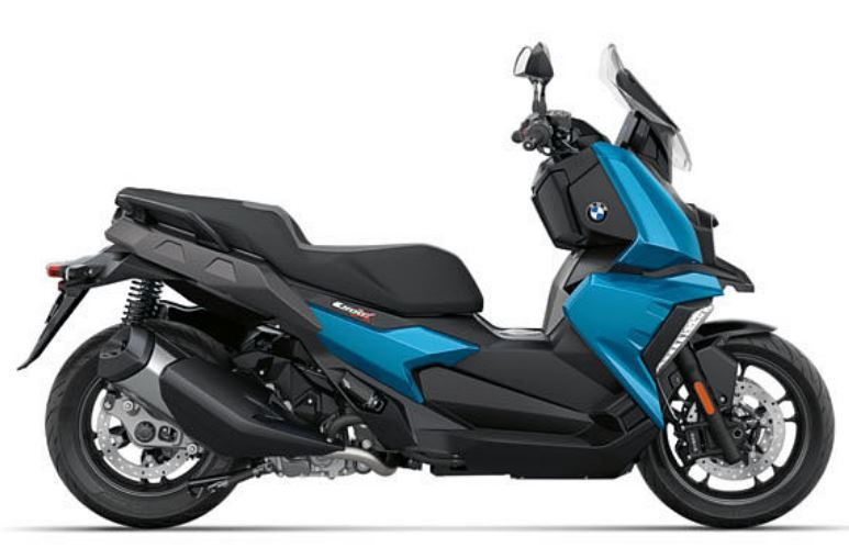 motorcycle photo BMW - C 400 X(2019) SCOOTER