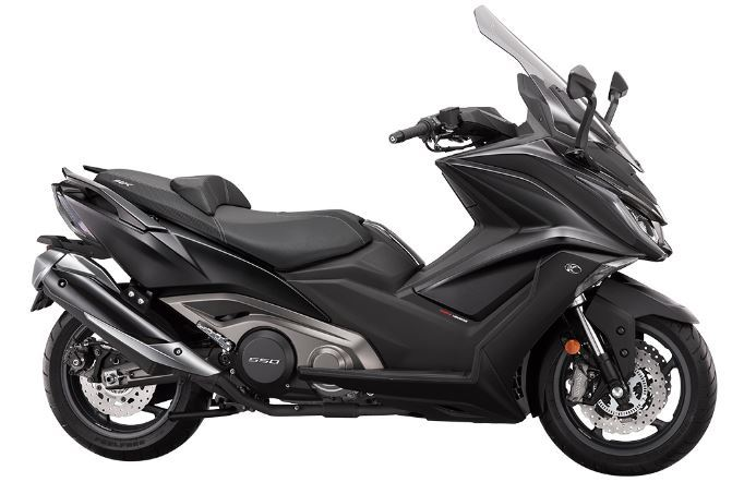 motorcycle photo KYMCO - AK 550i ABS NOODOE E4(2019) SCOOTER