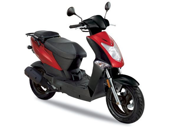 motorcycle photo KYMCO - AGILITY 50F(2019) SCOOTER