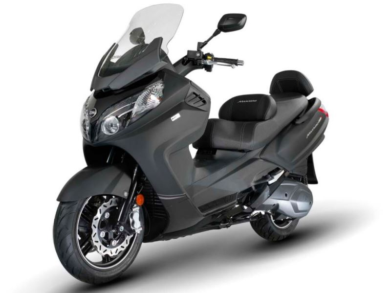 SYM - MAXSYM 600i ABS SPECIAL EDITION(2019) SCOOTER