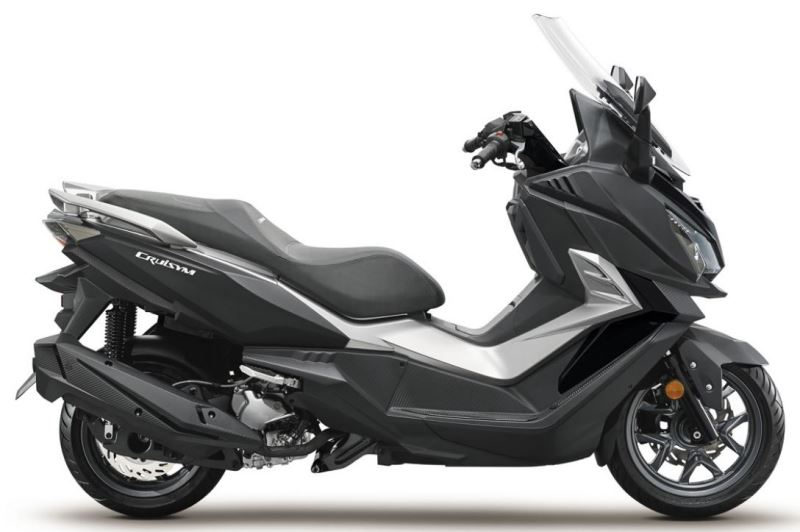 motorcycle photo SYM - CRUISYM 250i ABS(2019) SCOOTER