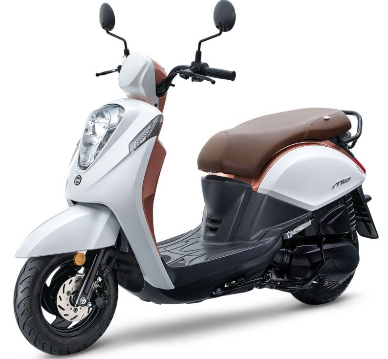 motorcycle photo SYM - MIO 125(2019) SCOOTER