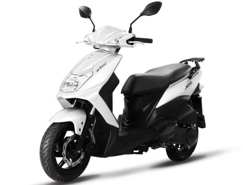 motorcycle photo SYM - MASK 125(2019) SCOOTER