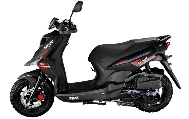 motorcycle photo SYM - CROX 125(2019) SCOOTER