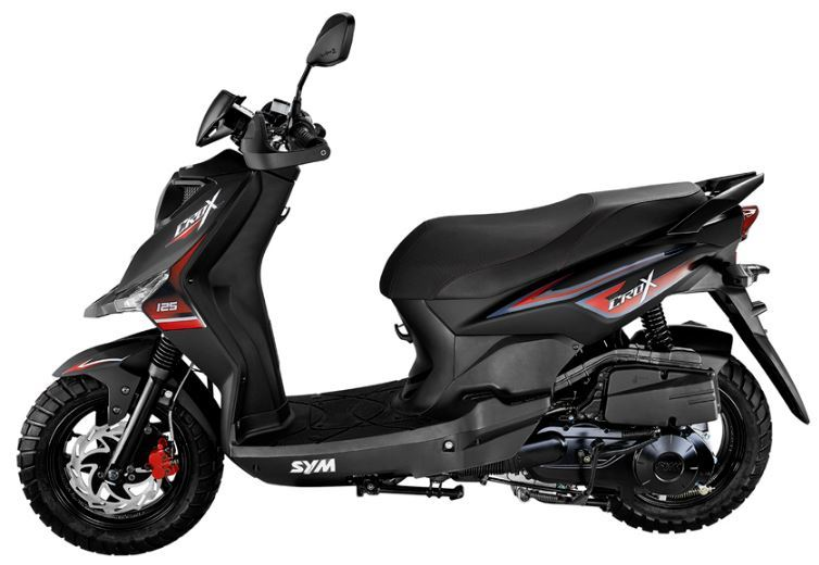 motorcycle photo SYM - CROX 50(2019) SCOOTER