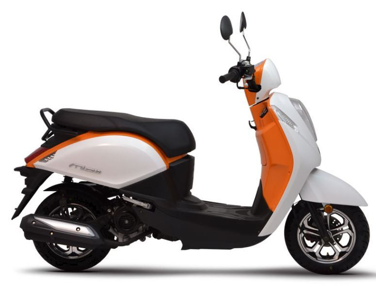 motorcycle photo SYM - MIO 50i EURO 4(2019) SCOOTER
