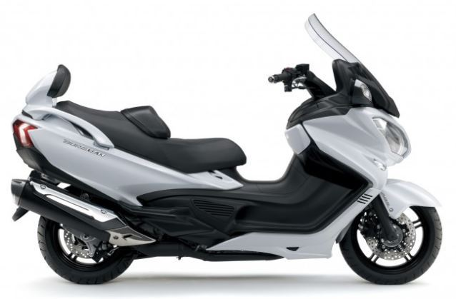motorcycle photo SUZUKI - BURGMAN 650 EXECUTIVE(2019) SCOOTER