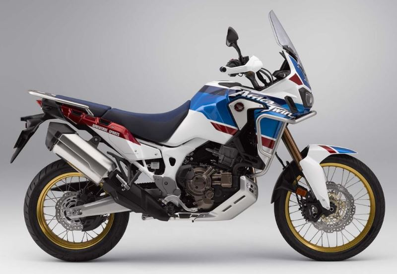 motorcycle photo HONDA - CRF 1000L AFRICA TWIN ADV SP(2019) ON-OFF